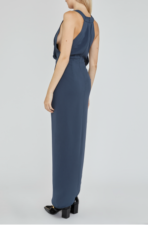 Wilshire Dress – Slate