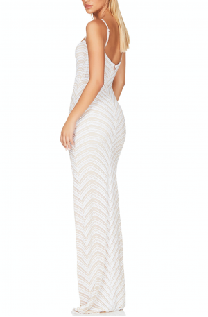 Zahara Gown – White