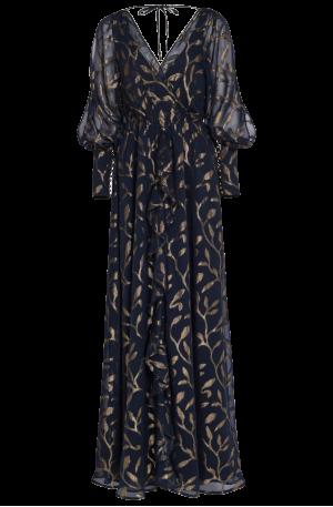 Aurelie Lotus Dress