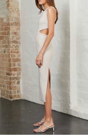 Alessandra Asym Dress