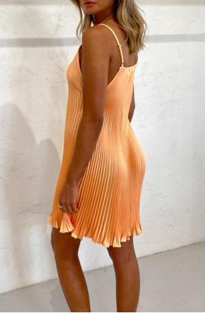 Bibi Strappy Mini - Orange