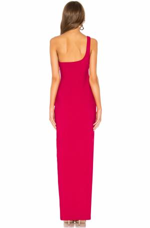 Camden Gown – Fuchsia