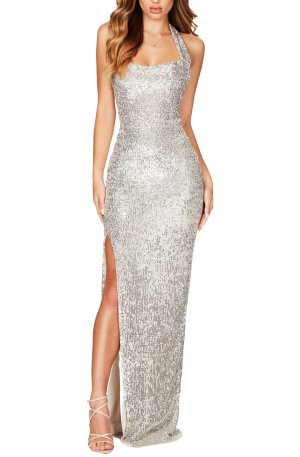 Fantasy Gown – Silver