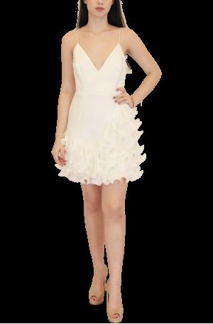 Golda Ruffle Mini Dress