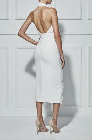 Lorena Dress – Ivory