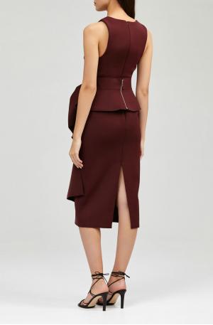 Mancroft Dress – Port