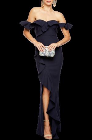 Miller Gown – Navy