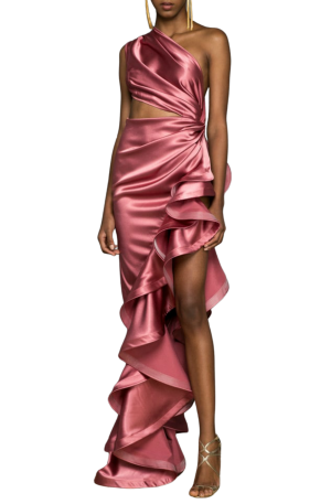 Monica Gown – Rose