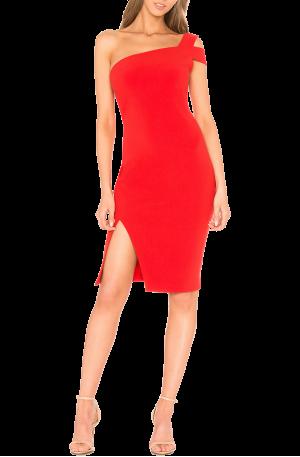 Packard Dress – Scarlet