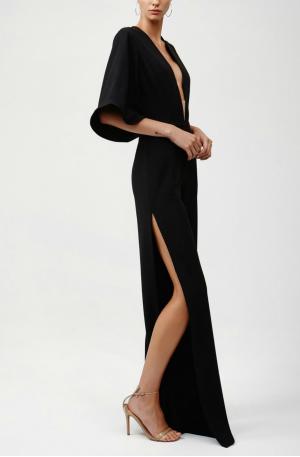 Soleste Jumpsuit – Black