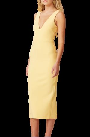 Sunny Midi Dress – Butter