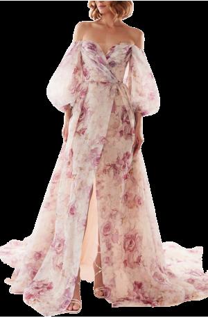 Clarissa Maxi Gown