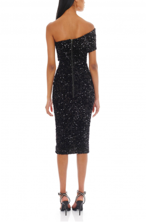 Alyssa Dress - Black