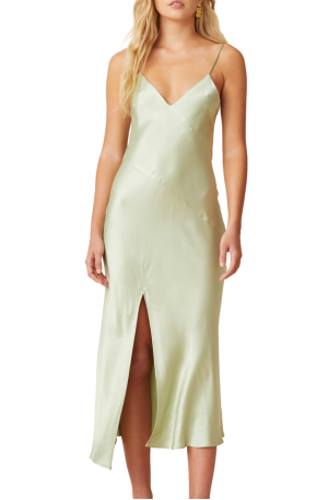 Crest Midi Dress