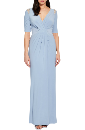 Diana Ice Blue Gown
