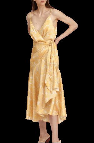 Dana Wrap Dress
