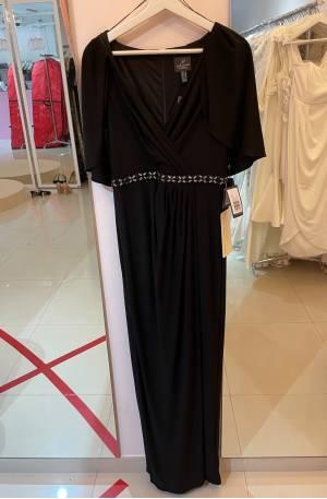 Dora Gown - Black